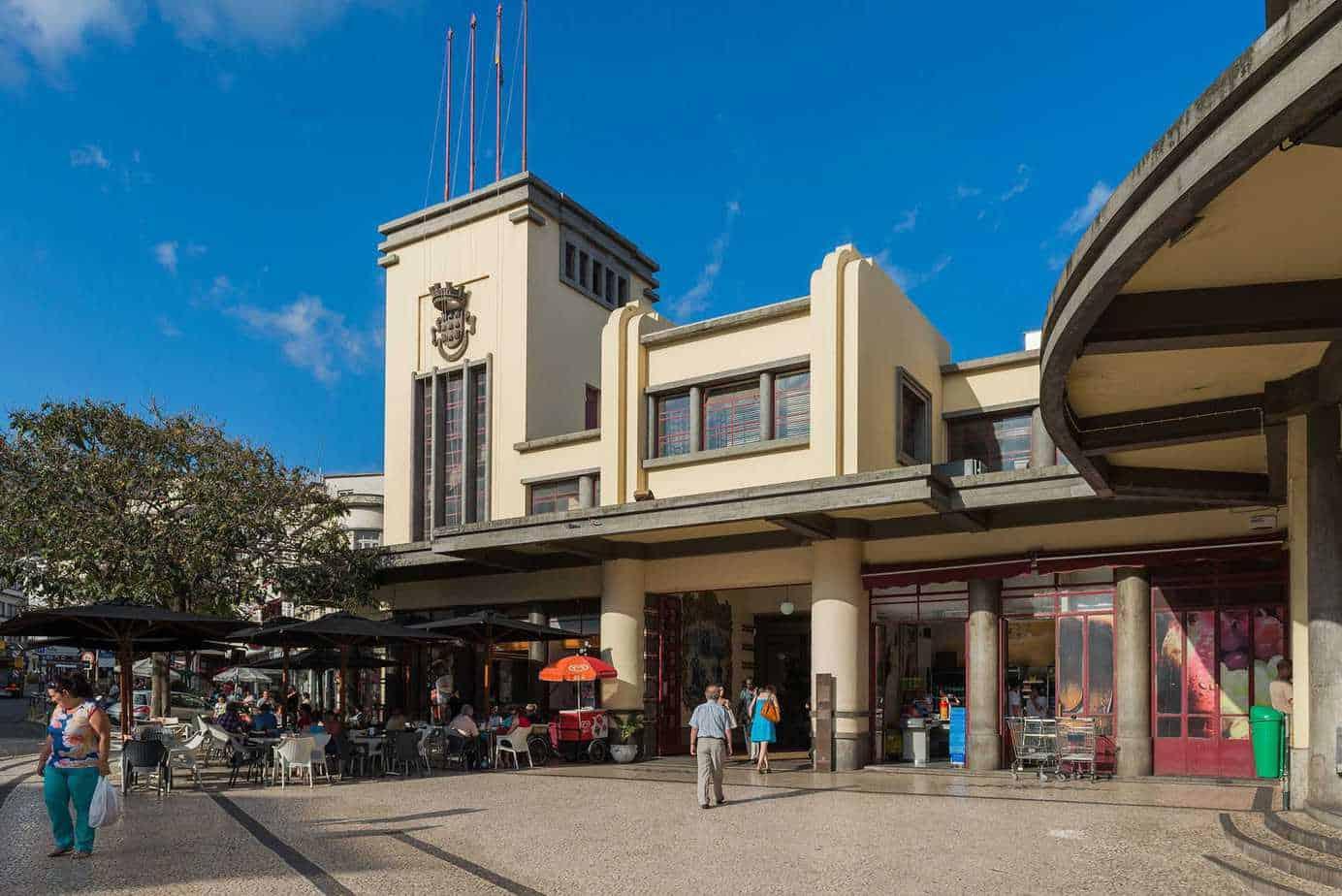 Funchal Market Dos Lavradores