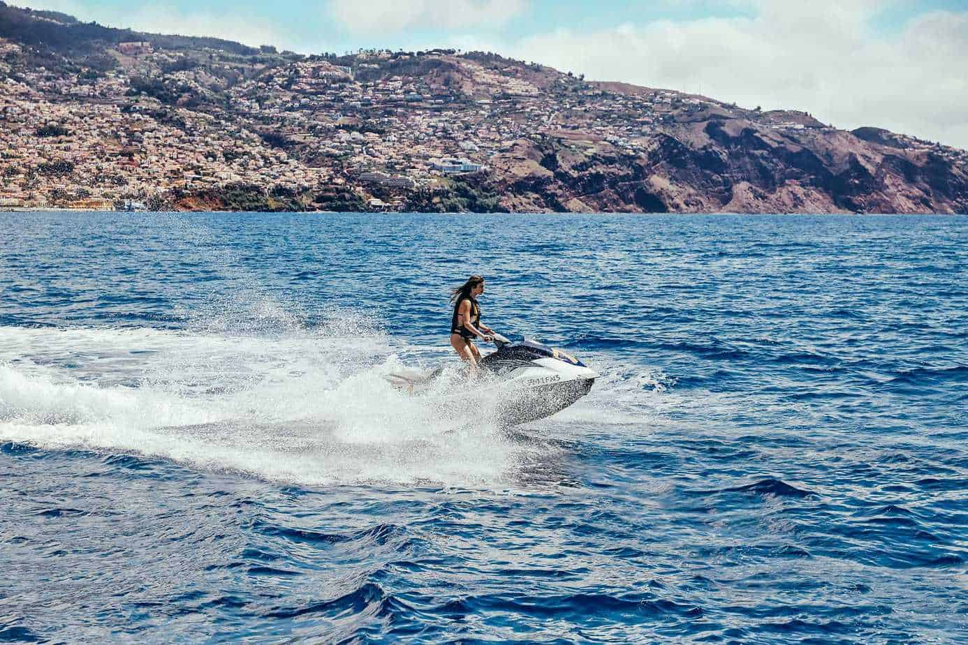 Jet ski Funchal
