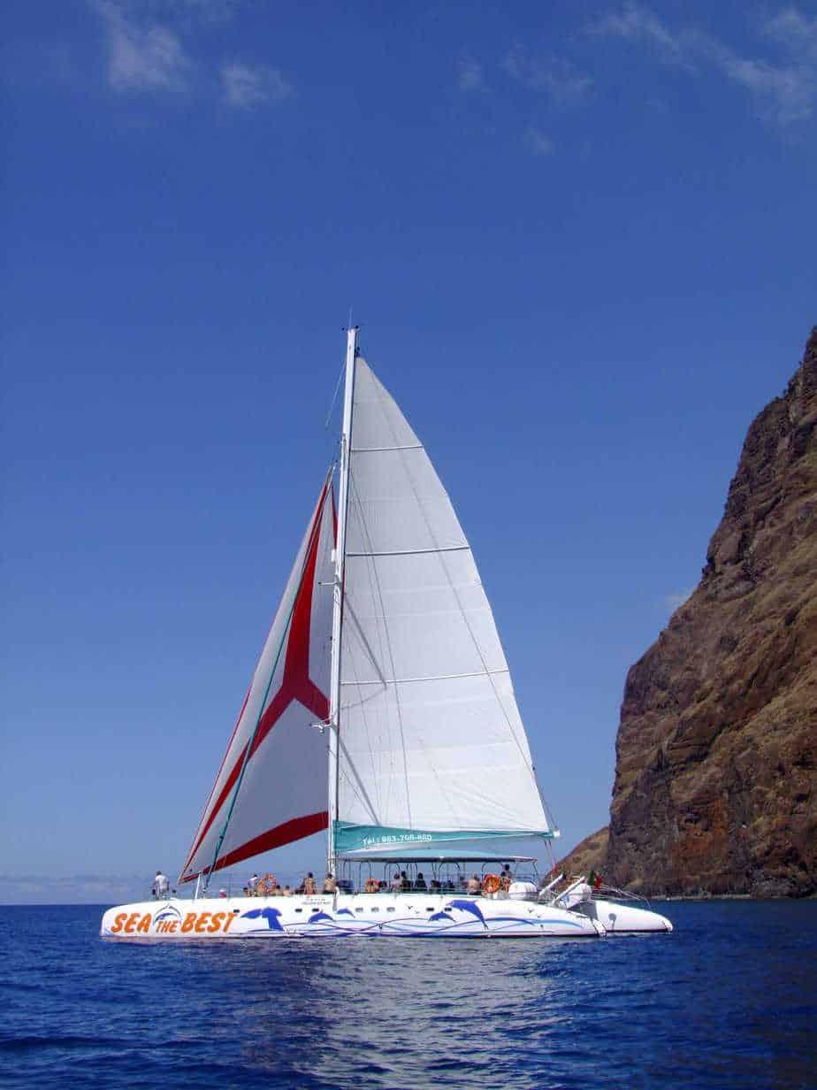 Catamaran Boat Trip Funchal