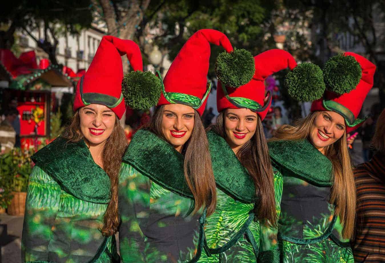 Christmas Season Helpers Funchal