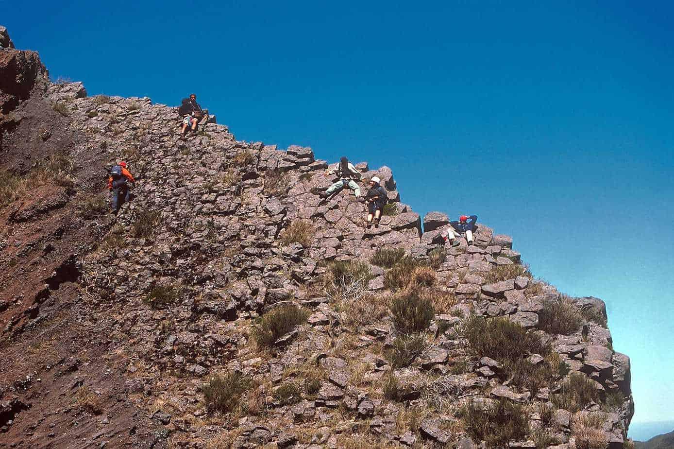 Climbing Canical