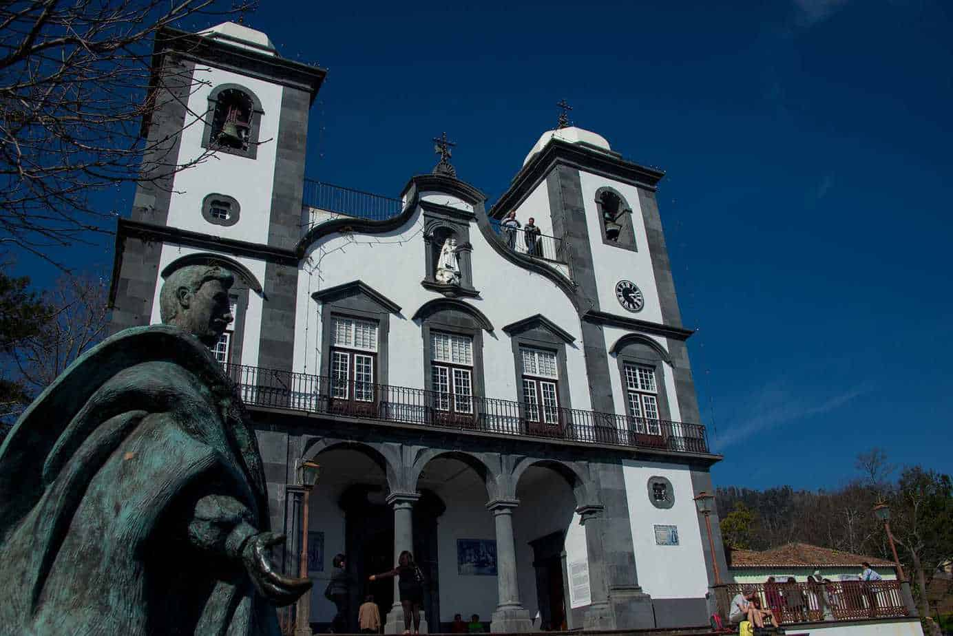 Funchal Colegio church
