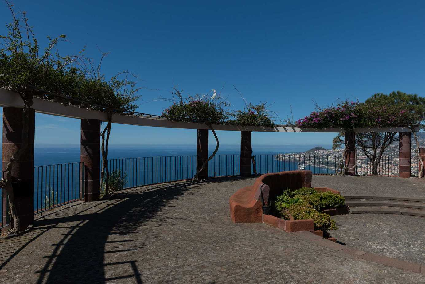 Funchal Pinaculo view point