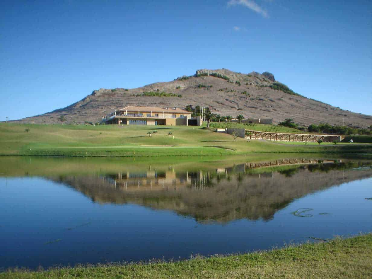 Golf course Porto Santo