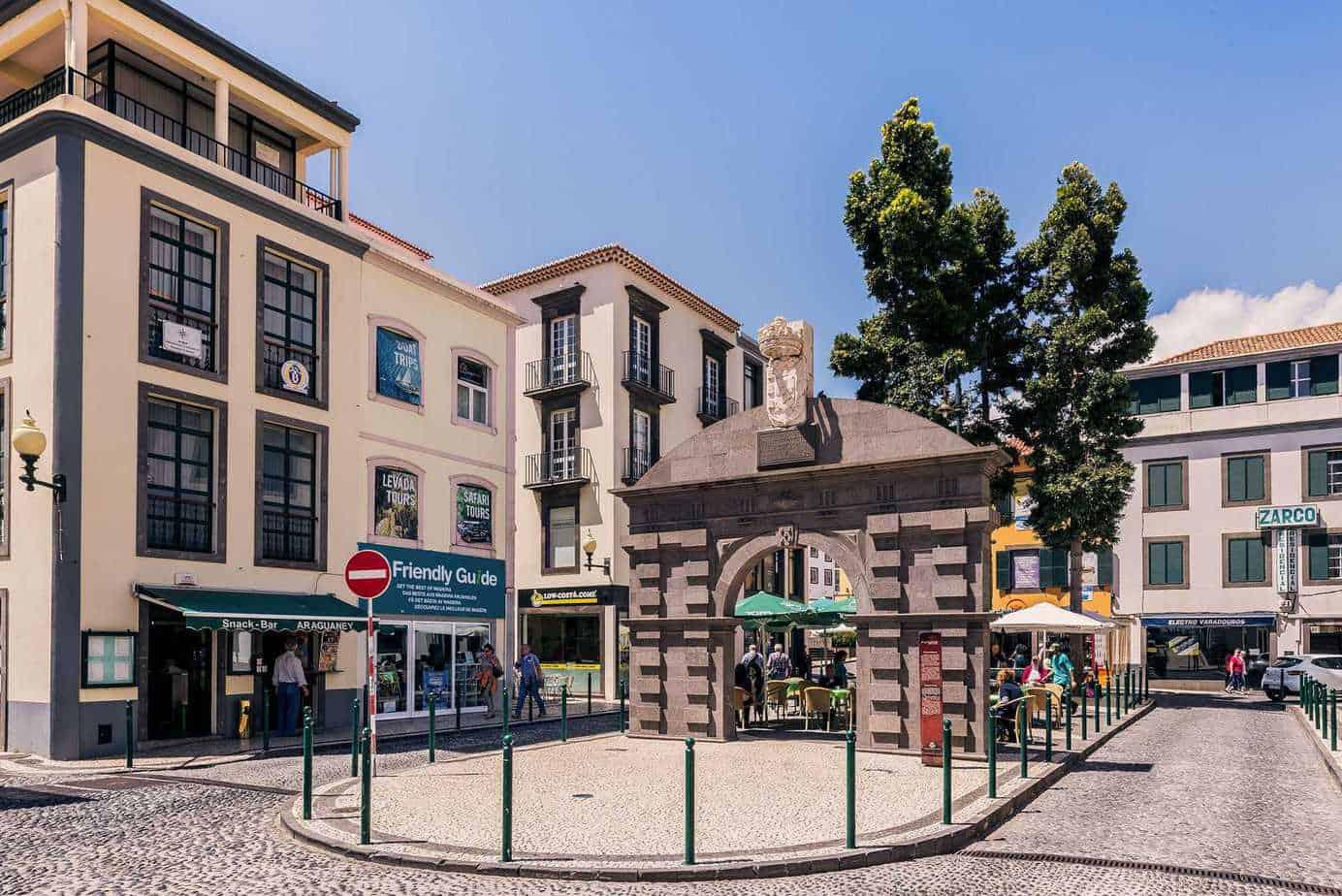 Portas Da Cidade Funchal