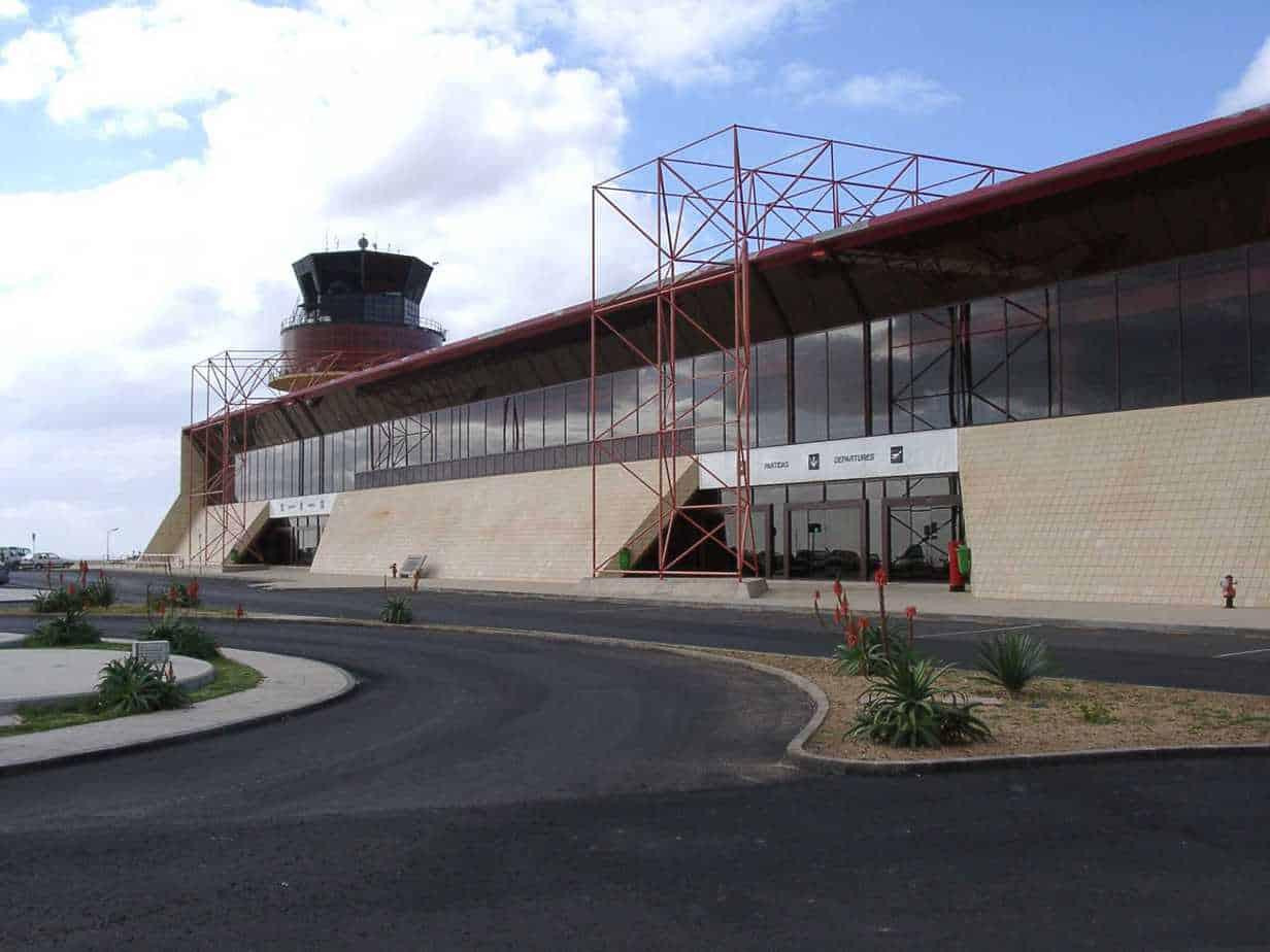 Porto Santo airport