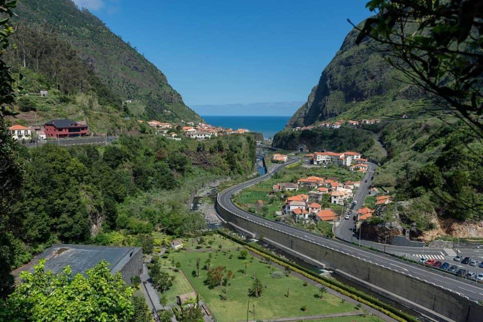 Sao Vincente village